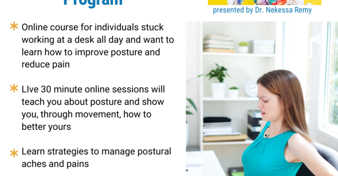 Better Posture Program image